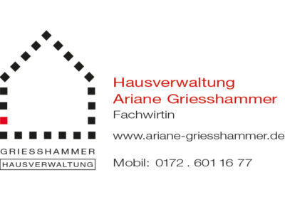 Griesshammer Hausverwaltung